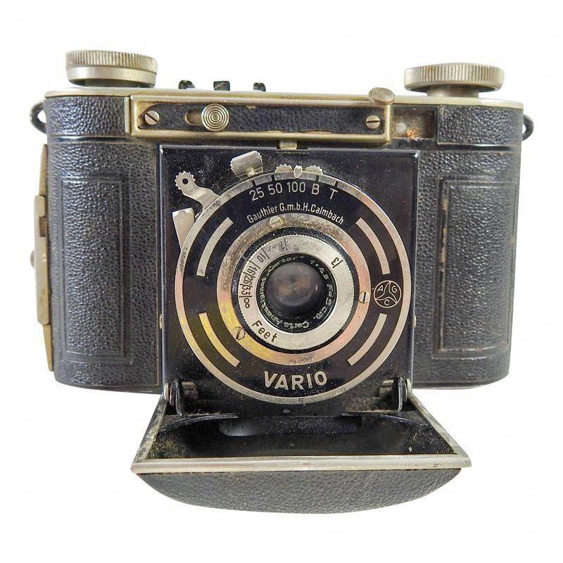Vintage Certo Dollina 35mm Camera Photographyhacks Fotocamere E