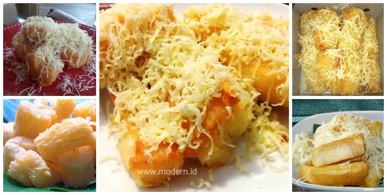 Resep Singkong Goreng Keju Yang Renyah Empuk Dan Gurih Modern Id Makanan Dan Minuman Resep Makanan