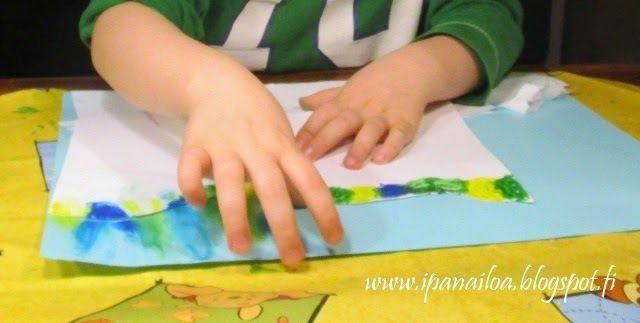 Lasten askarteluja alle kouluikäisille, ohjeita, ideoita ja kuvia.