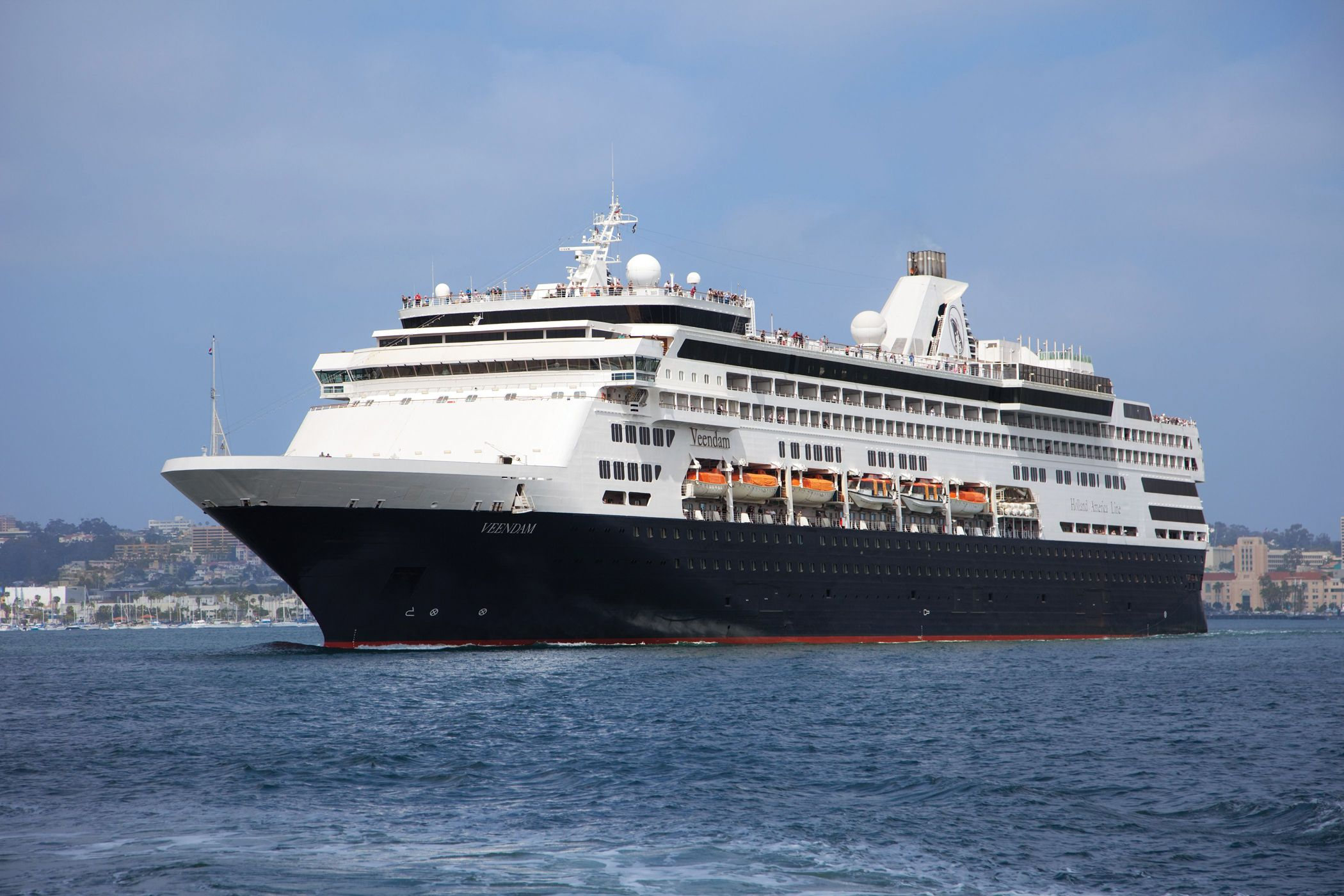 Cruise Deals, Holland America