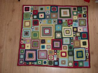 Babette Blanket @Orts and Ends