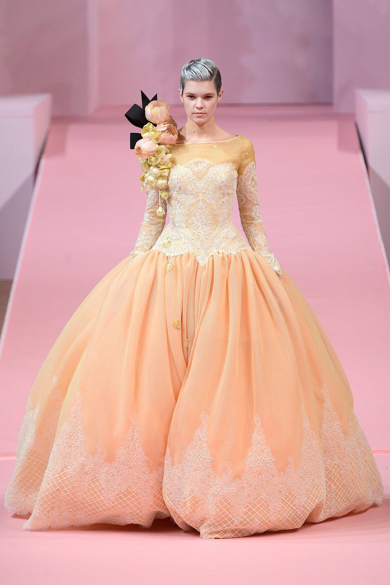 Alexis Mabille Spring 2013 Couture Fashion Show - Zuzanna Stankiewicz