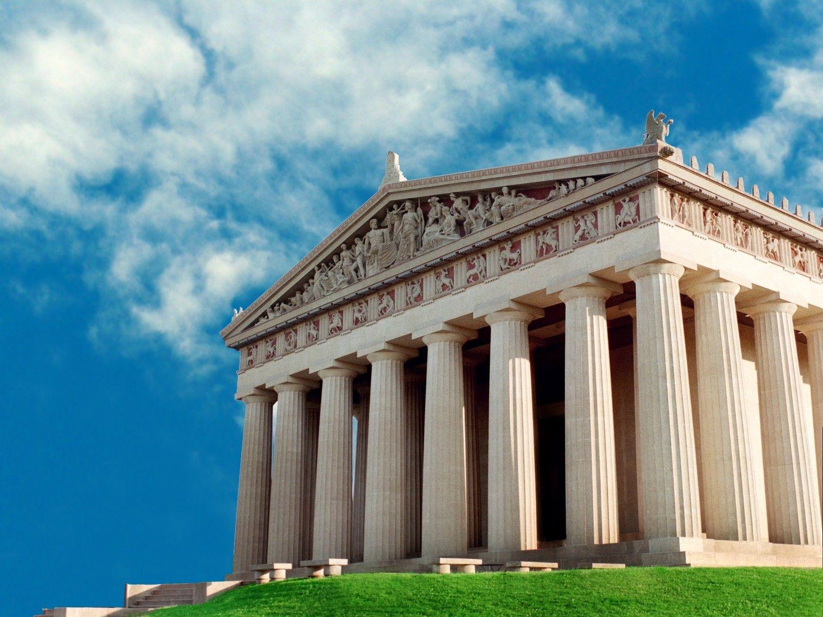 Parthenon Please Ancient Greek Architecture Parthenon Greece