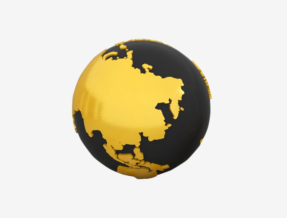 Black Gold Globe Black Gold Earth Png Transparent Clipart Image And Psd File For Free Download Gold Globe Gold Clipart Earth Clipart