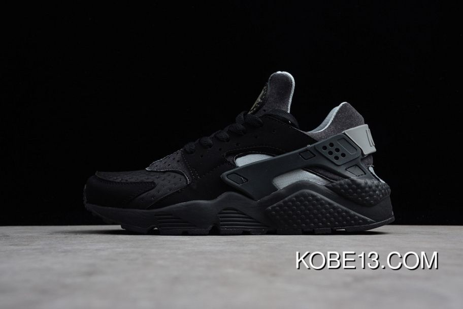 c66e71b030e7 Huarache A Generation Black Grey 852628-001 Men Shoes Online ...