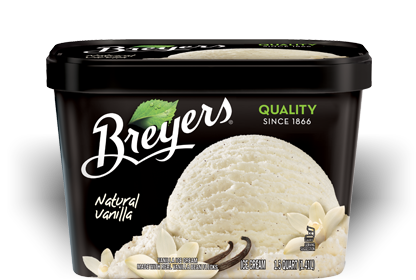 """""""A major use of vanilla is in flavoring ice cream. The most common flavor of ice cream is vanilla, and thus most people consider it to be the 'default' flavor."""""""