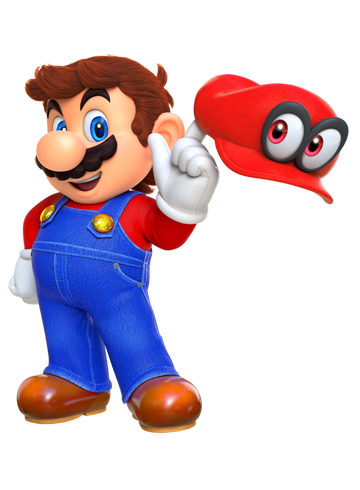 Learn More Details About Super Mario Odyssey For Nintendo Switch And Take A Look At Gameplay Screenshots And Vi Dibujos De Mario Mario Bros Dibujos Mario Bros