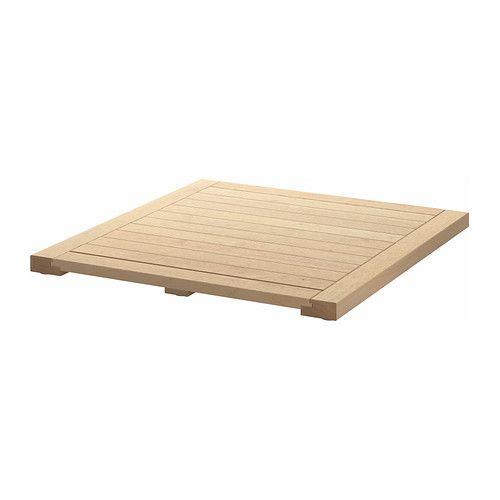 MOLGER Holzbodengitter - Birke - IKEA