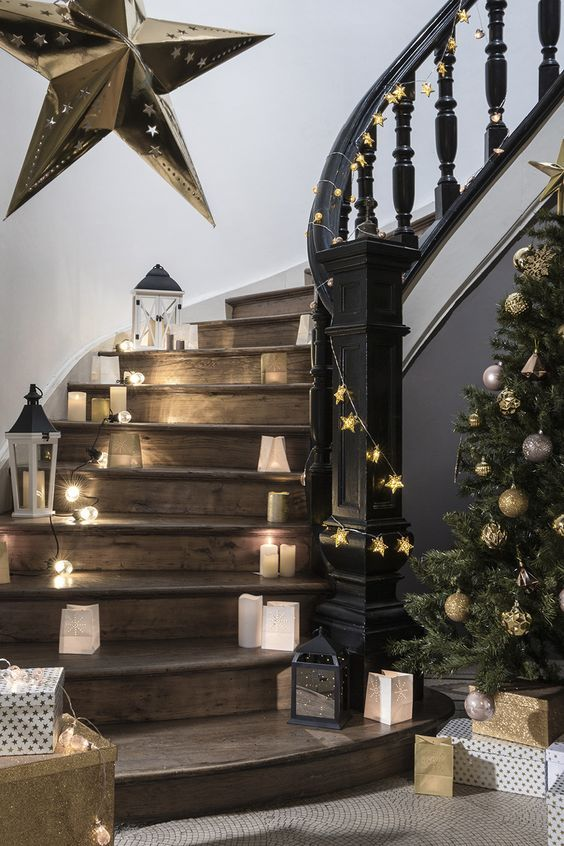 lumi re de no l 2018 les belles id es de d coration lumineuse pour no l wishlist d co. Black Bedroom Furniture Sets. Home Design Ideas