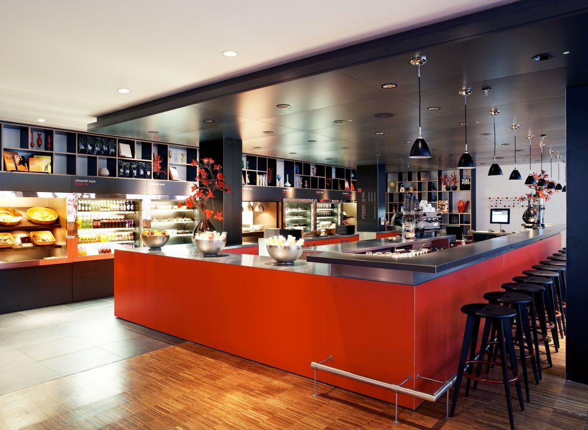 citizen modern luxury canteen design  Interior design