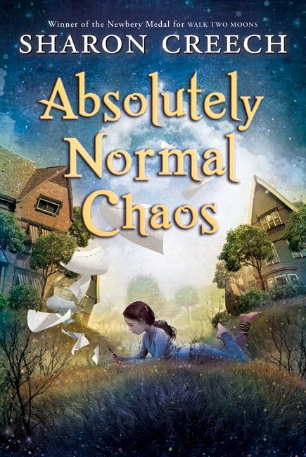 Absolutely Normal Chaos |