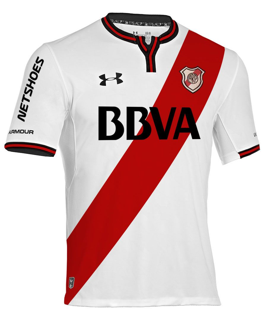 c358698e27c78 River Plate 2015 2016 by Under Armour. (versión 1)