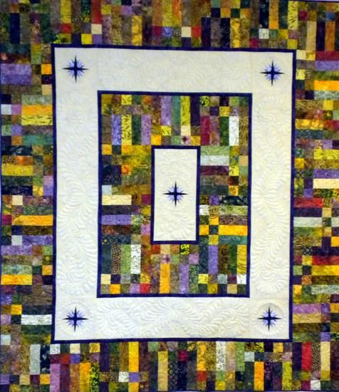 Mad About Quilts: Photo Gallery: Sugar Plum Stars