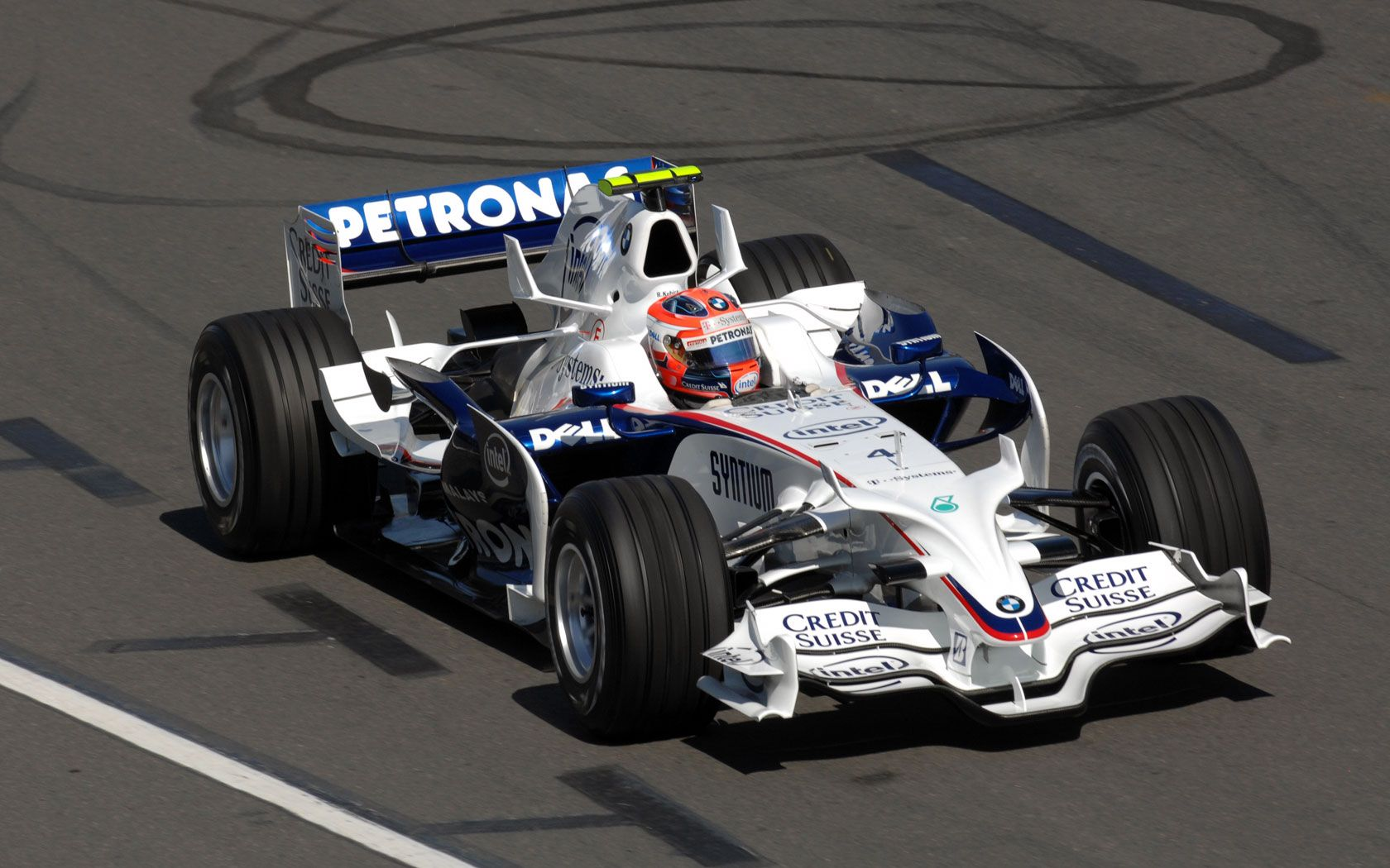 2008 bmw sauber robert kubica 2008 formu a 1 for Kubica cars