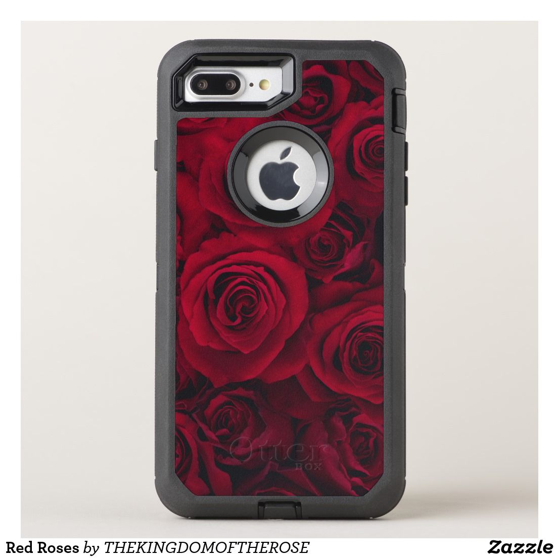 new concept 38c57 af586 Red Roses OtterBox iPhone Case | Zazzle.com | Phone Cases | Iphone ...