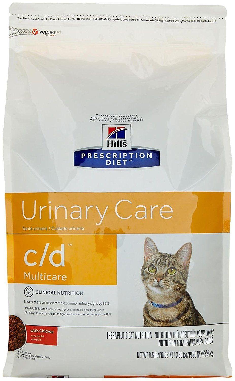 Hill's Prescription Diet c/d Feline Urinary Tract