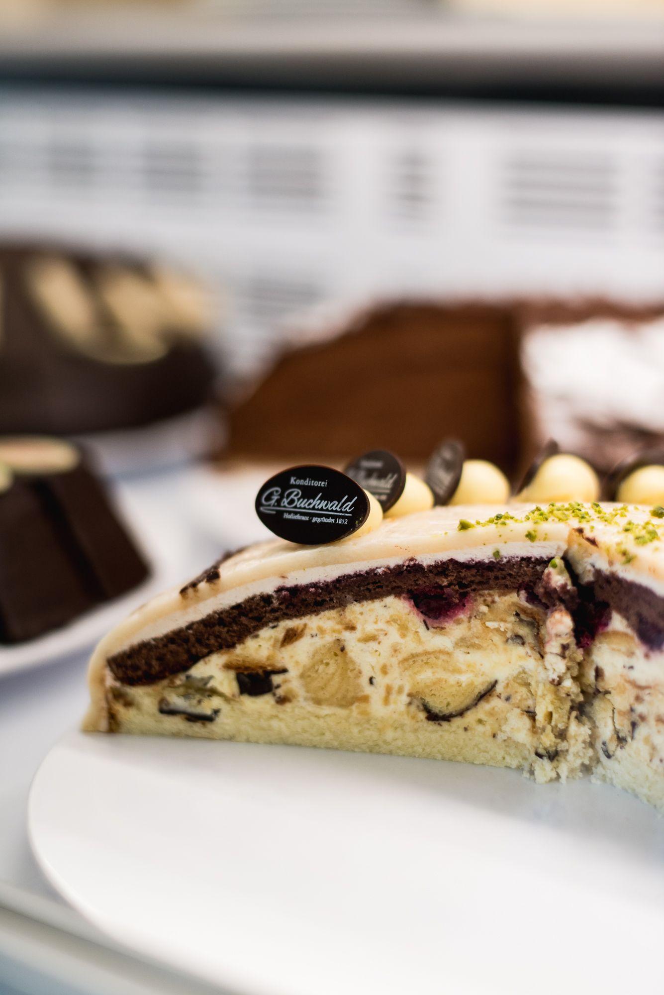 Epic Die kreativen Kuchen Kreationen der Konditorei Buchwald in Berlin
