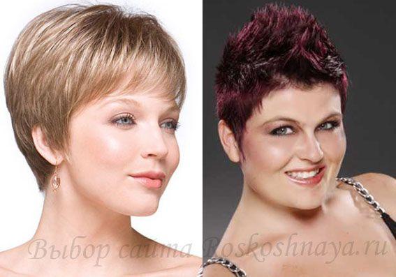 Женские прически на средние волосы после 50