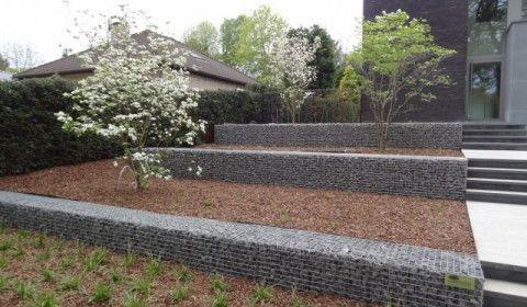 Moderne opritten en terrassen google zoeken tuin for Ontwerp voortuin met parkeerplaats