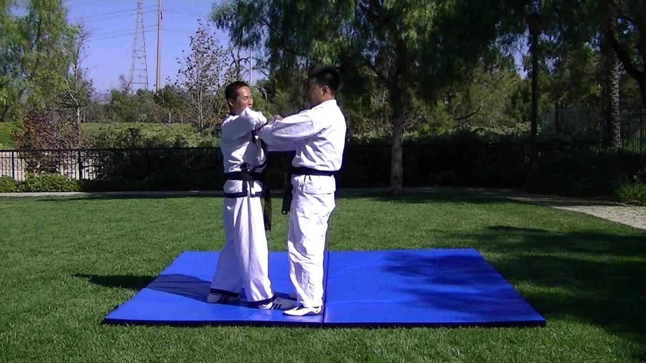 Hapkido Defense When Grabbed 합기도 방투술 잡혔을 때 1-10