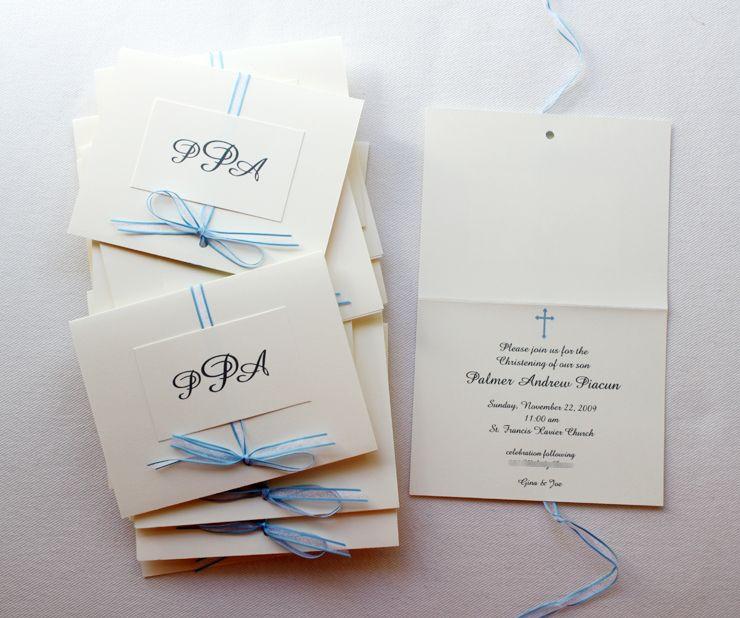 Confetti By Lexi Baptism Invitations Baptism Invitation For Boys Christening Invitations Boy