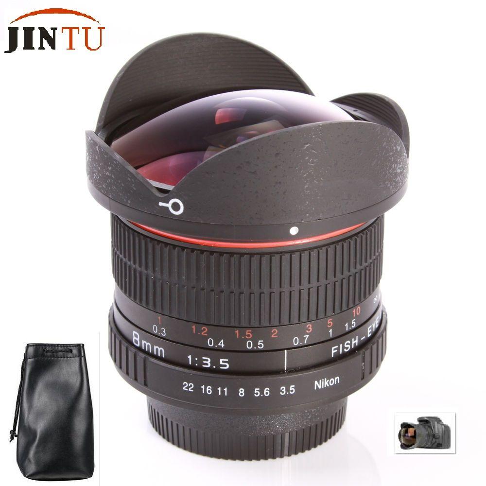 8mm F/3.5 Ultra Wide Angle Fisheye Lens for APS-C/ Full Frame For ...