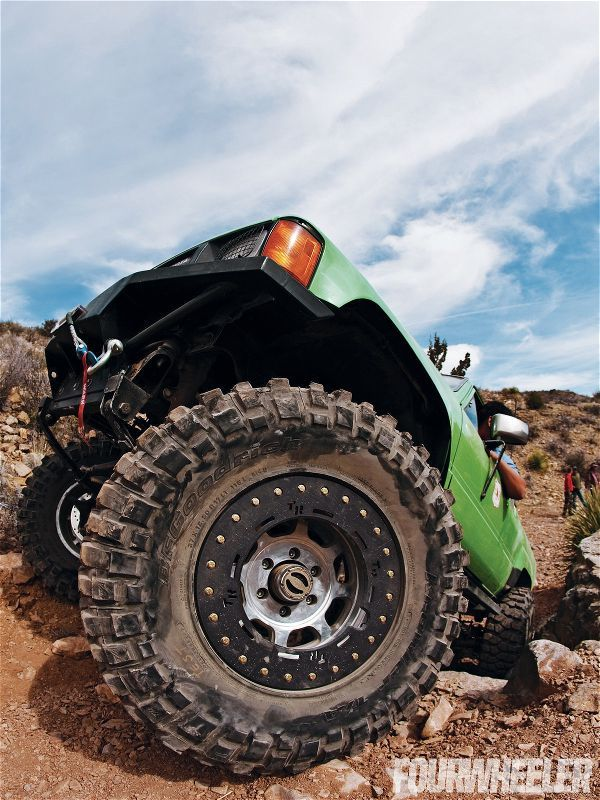 tire Deflator Shootout off Road Tire Photo 40403321