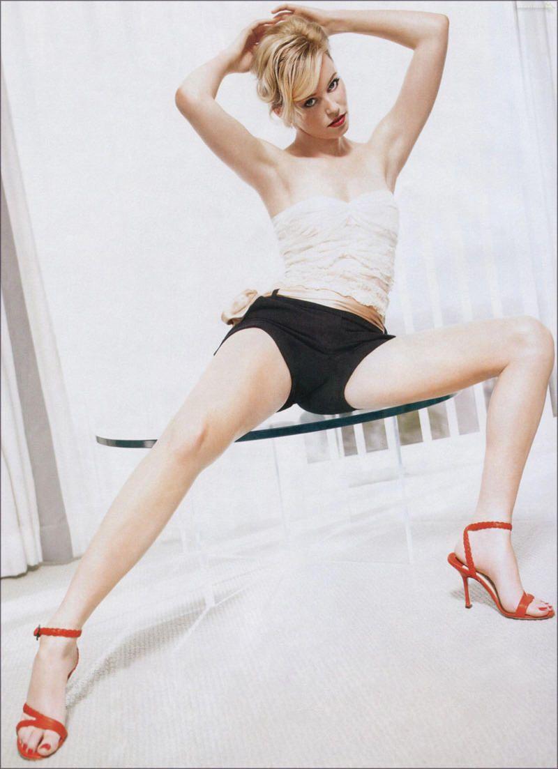 Legs elizabeth banks