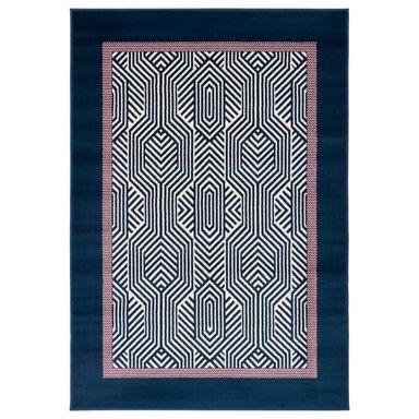 Dywan Ita Niebieski 160 X 220 Cm Dywany Wewnetrzne W Atrakcyjnej Cenie W Sklepach Leroy Merlin Home Decor Rugs Flooring