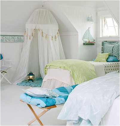 Key Interiors by Shinay: Decorating Girls Room With Two Twin Beds ...