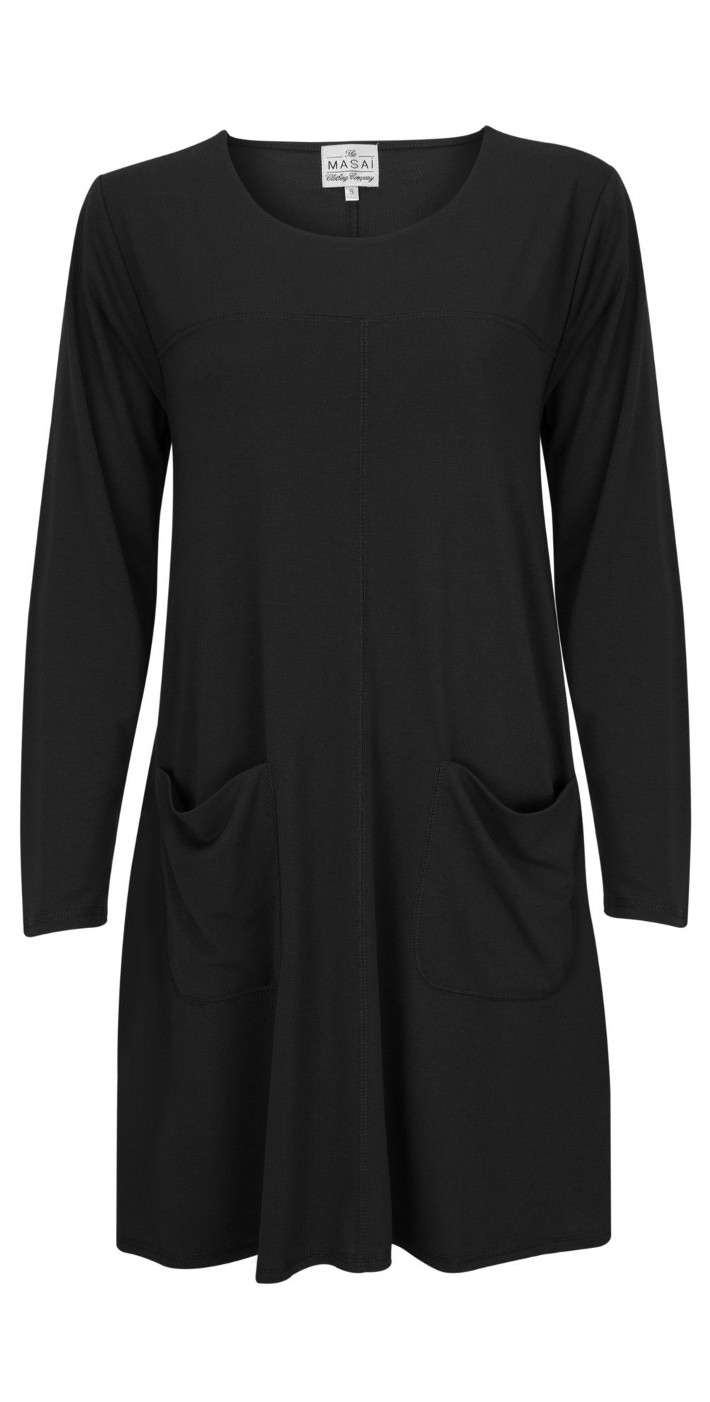 Masai clothing gusta tunic in black aw pinterest tunics and