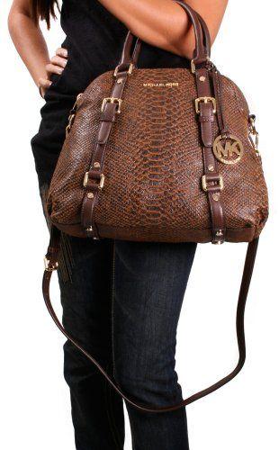 Michael Kors Bedford Women S Bowling Satchel Clothing Impulse