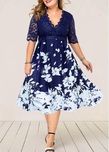 Plus Size   Rosewe.com Page 2   Plus size dresses, Plus size ...