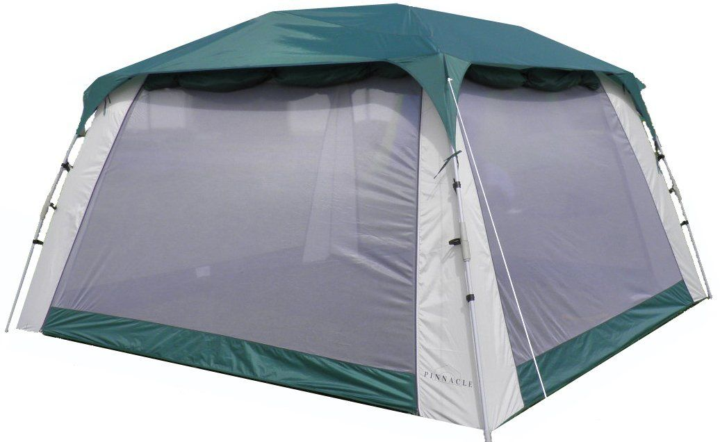 Screen Tent With Awnings And Side Walls Pinnacle Tents Quick Set Click Image To Review More Details Screen Tent Tent Tent Awning