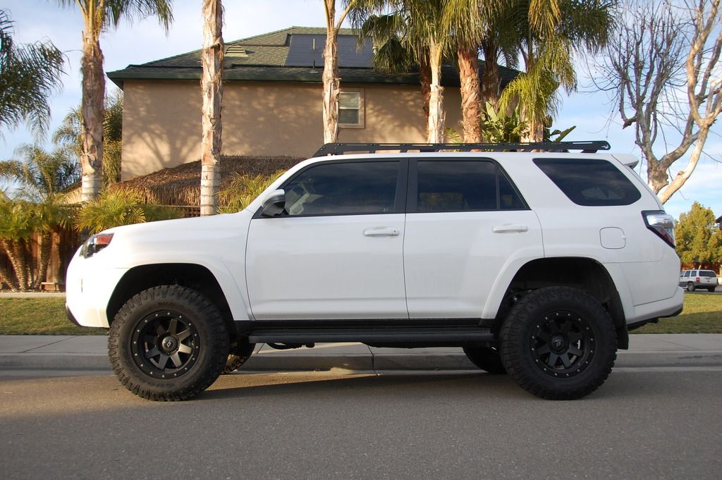 White Toyota 4runner Lifted >> 2016 PRINSU Design Studio Roof Rack GB FEBRUARY 26 - MARCH 11 | Page 29 | Tacoma World | Future ...