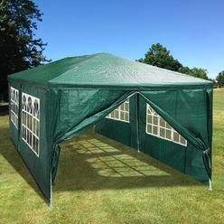 Phenomenal 10 X 20 Outdoor Party Tent Canopy Gazebo Wedding Pavilion Interior Design Ideas Oxytryabchikinfo