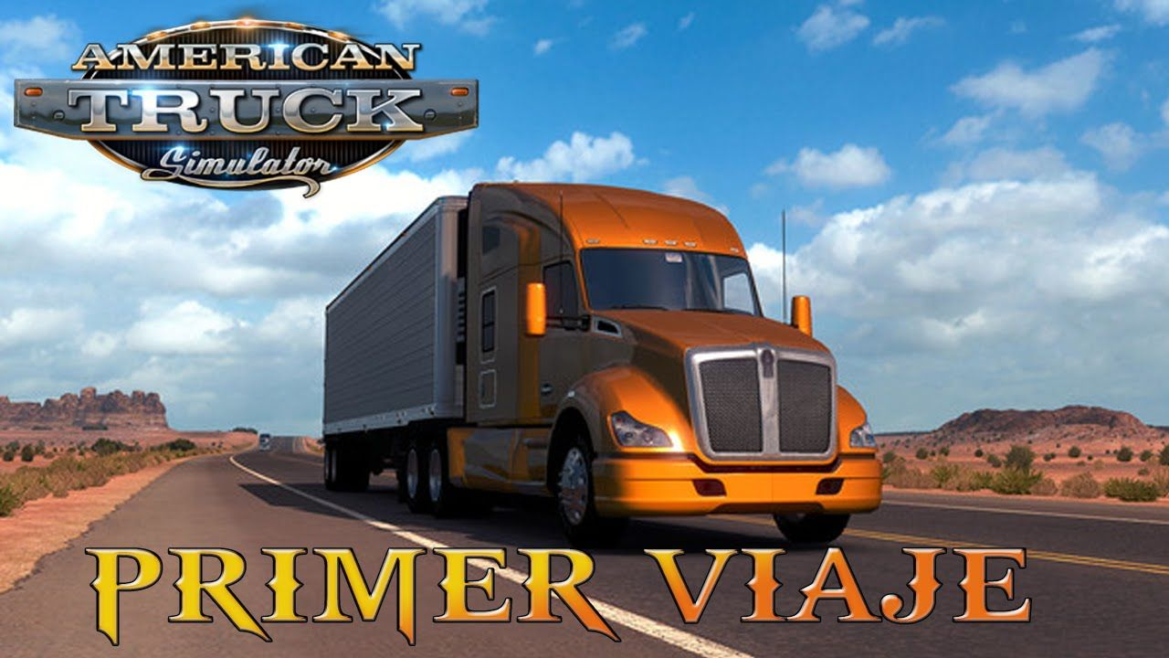 American Truck Simulator | Gameplay Español