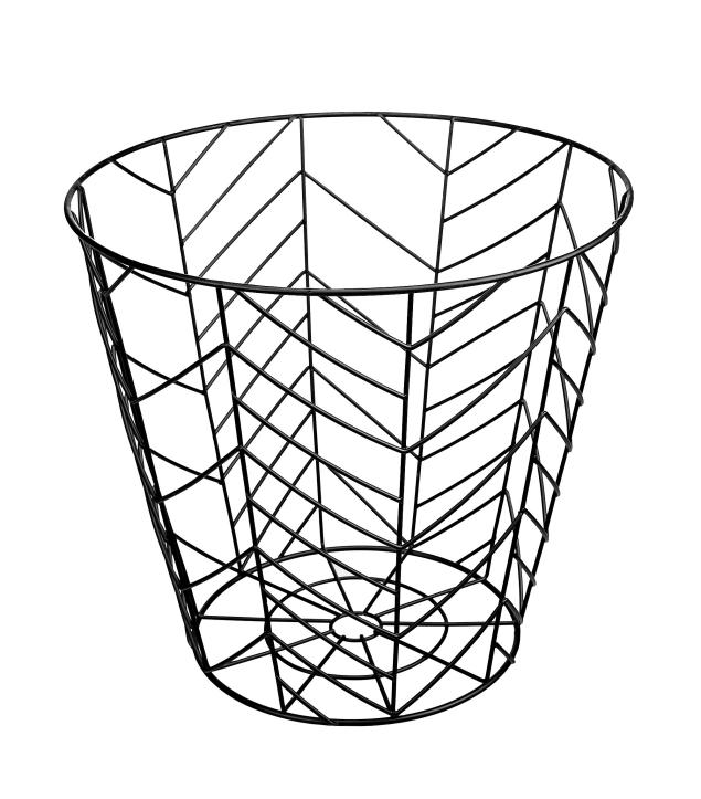 Muovo for SOK, the Onni collection: the wire basket  www.muovo.fi