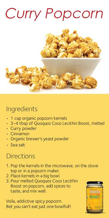 Welcome To Quoquos Recipes Organic Popcorn Snacks