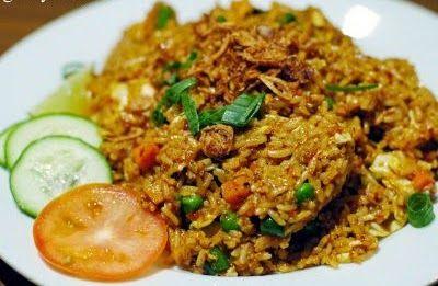 Resep Nasi Goreng Jawa Special Tutorial Anas Nasi Goreng Recipe Nasi Goreng Authentic Recipes