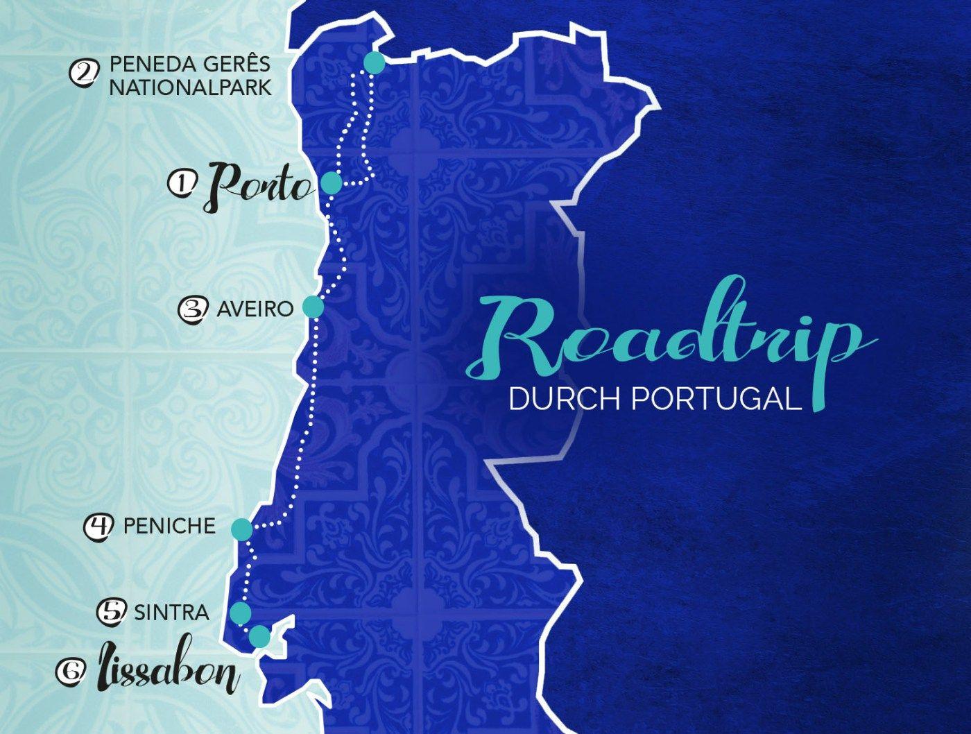 12 Tage Mit Dem Mietwagen Von Nord Nach Sud Durch Portugal Hier Findest Du Alle Artikel Zu Unserem Road Trip Von Porto Bis N Reisen Lissabon Portugal Lissabon
