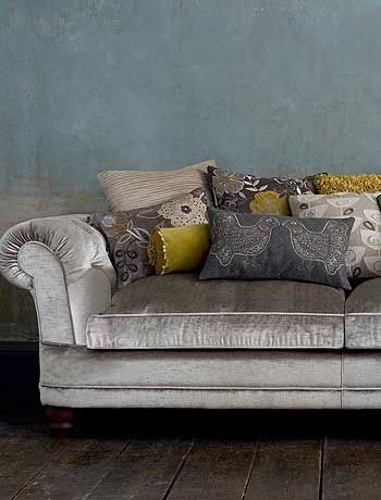 Silver Sofa Must Have