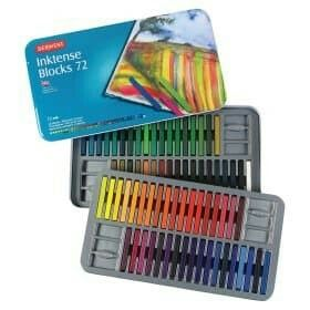 Sold in Singles Derwent Inktense Watercolour Pencils