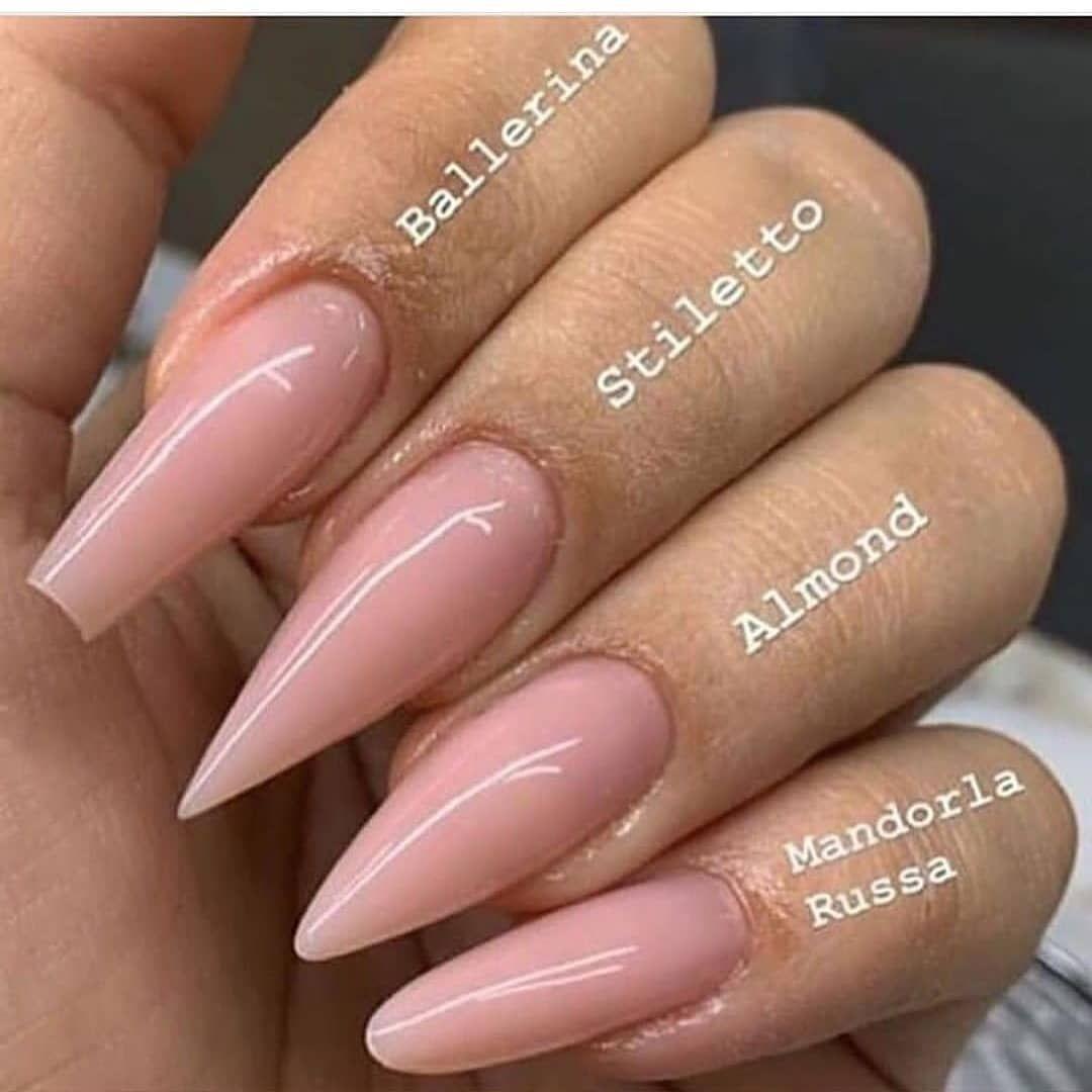 Diamante Pesce Di Spazzola Di Trucco Ombretto Contour Correttore Cosmetici Arrossire Vendita In 2020 Ballerina Nails Shape Ballerina Nails Simple Acrylic Nails