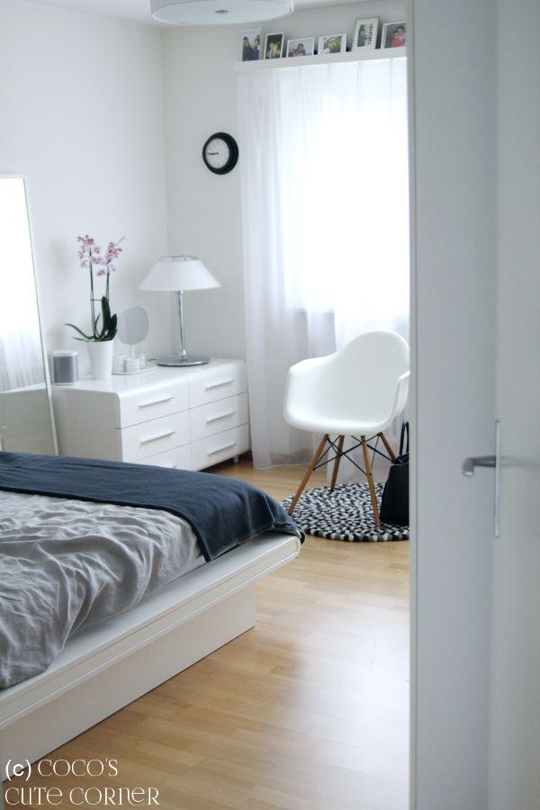 Schlafzimmer - this is where the Magic happens -) Nordic design - bilder für schlafzimmer