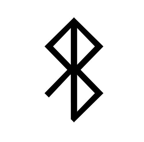 Viking Symbol For Peace Love This For My Mum Her Initials And