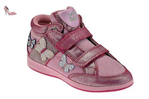 Lelli Kelly Butterfly Light Velcro Baskets Montantes Neuf Chaussures Enfant Nombreuses Tailles u6wnl1Kd