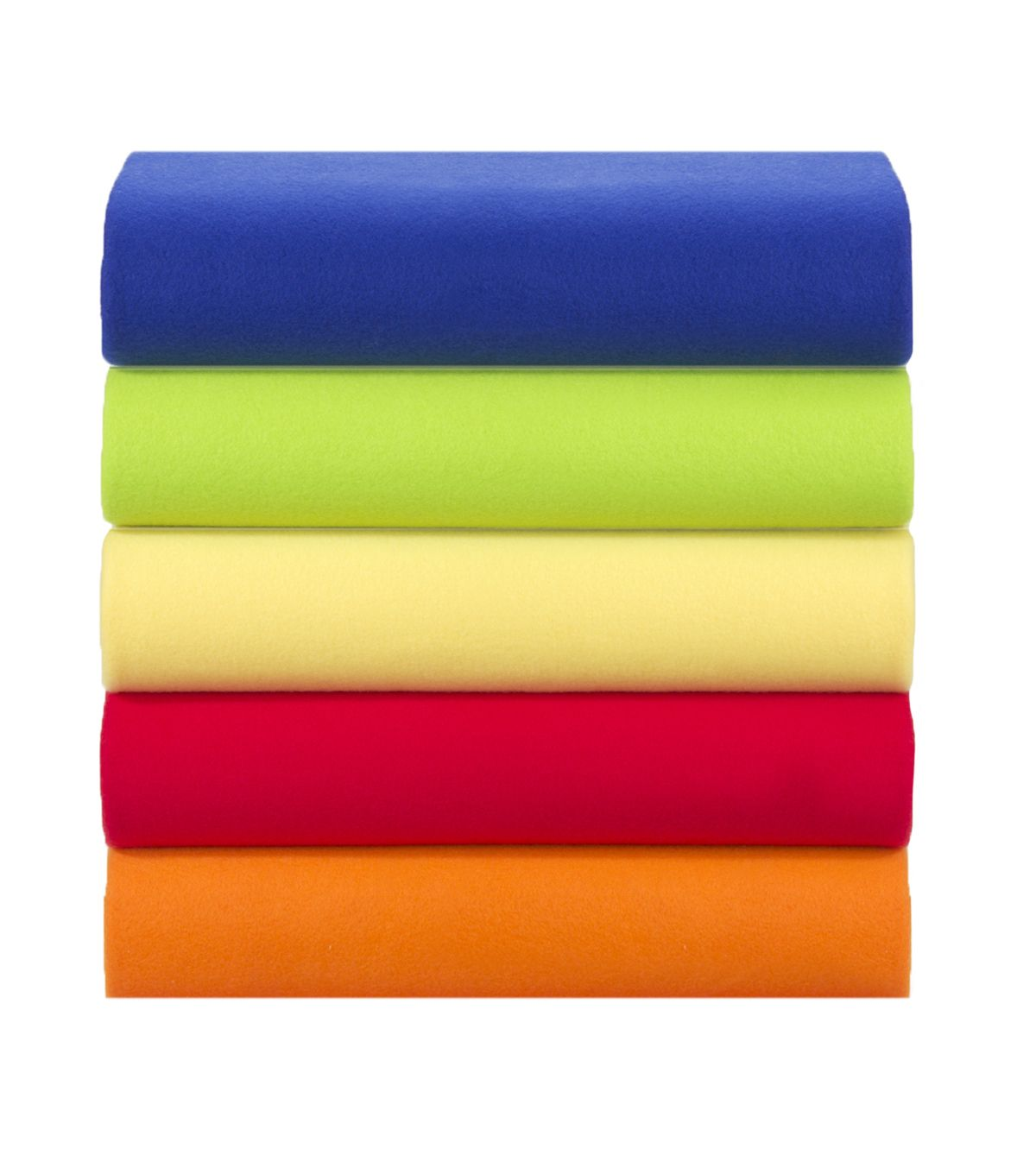 Blizzard fleece fabric solids