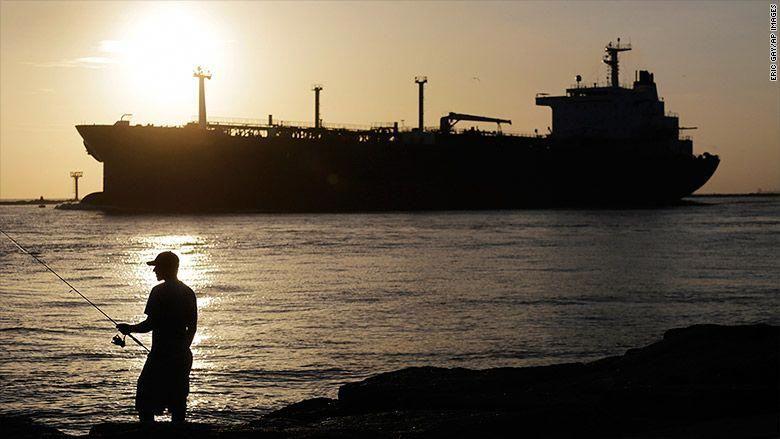 The U.S. is already exporting crude oil overseas, despite ...