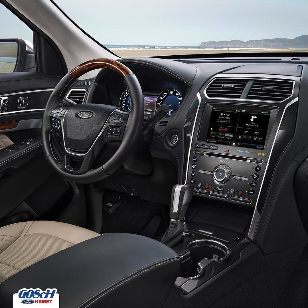 Stylish Inside And Out By Goschfordhemet 2019 Ford Explorer